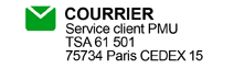 footer courrier